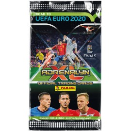 CESTA NA EURO 2020 - balíček karet