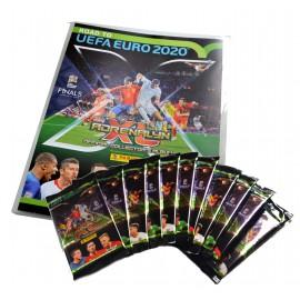 CESTA NA EURO 2020 - kolekce