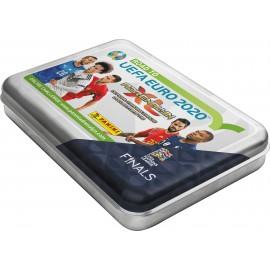 CESTA NA EURO 2020 - kapesní plechová krabička