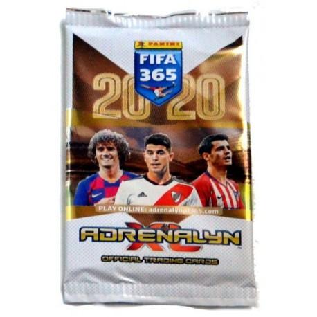 karty Adrenalyn FIFA 2020