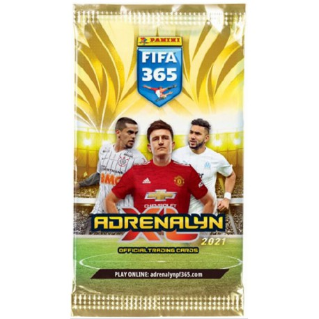 Karty Panini FIFA 365 Adrenalyn XL 2021