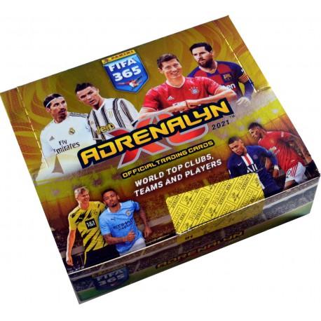 PANINI FIFA 365 - 2021 Adrenalyn XL - box 24