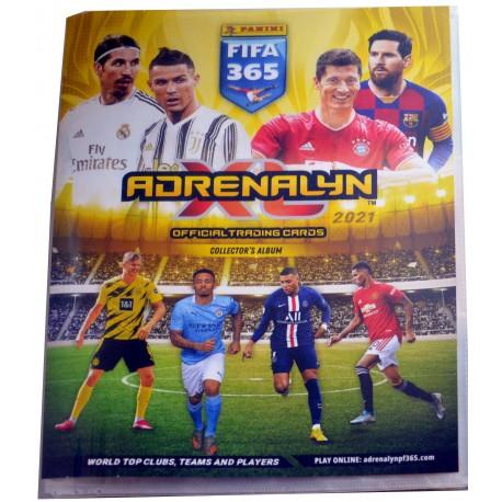PANINI FIFA 365 - 2021 Adrenalyn XL - album