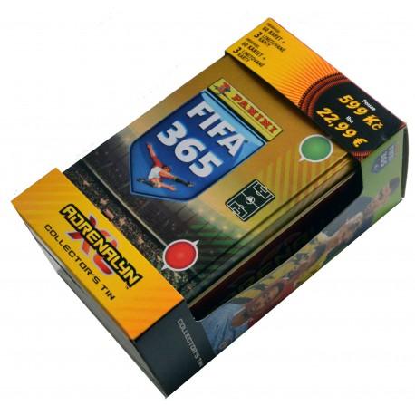 PANINI FIFA 365 - 2021 Adrenalyn XL - plechová krabička