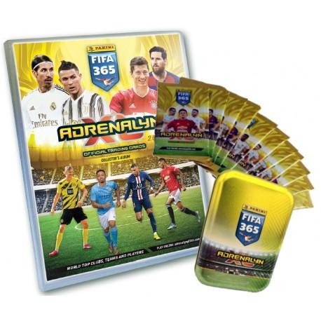 PANINI FIFA 365 - 2021 Adrenalyn XL - praktická sada pro sběratele