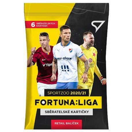 Fortuna Liga 2020-21 SportZoo Retail balíček