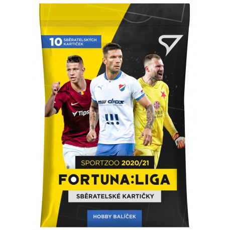 Fortuna Liga 2020-21 SportZoo Hobby balíček