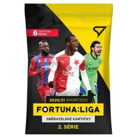 Fortuna Liga 2020-21 série 2 Retail balíček, SportZoo
