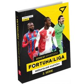 Fortuna Liga 2020-21 série 2 Originální album, SportZoo