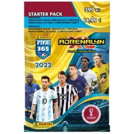 PANINI FIFA 365 - 2022 Adrenalyn XL - startovací balíček