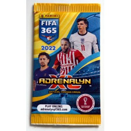 PANINI FIFA 365 - 2022 Adrenalyn XL - balíček karet