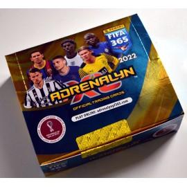 PANINI FIFA 365 - 2022 Adrenalyn XL - box 24